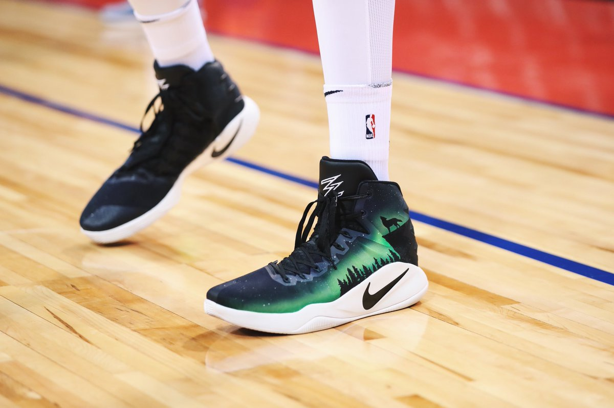 Karl Anthony Towns Shoe Size