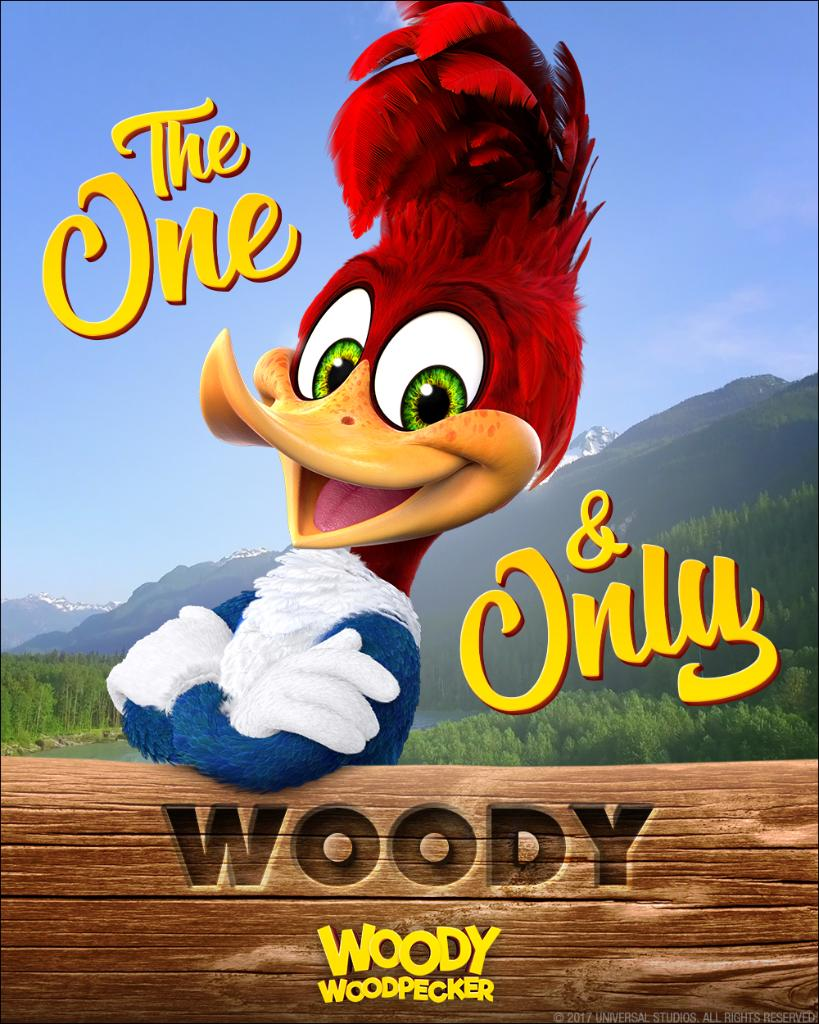 "Woody Woodpecker on Twitter: """"If you don't have peanut ..."