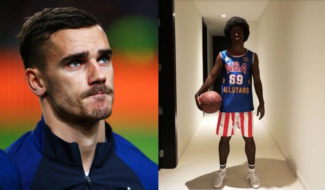 80s Basketball Player Costume