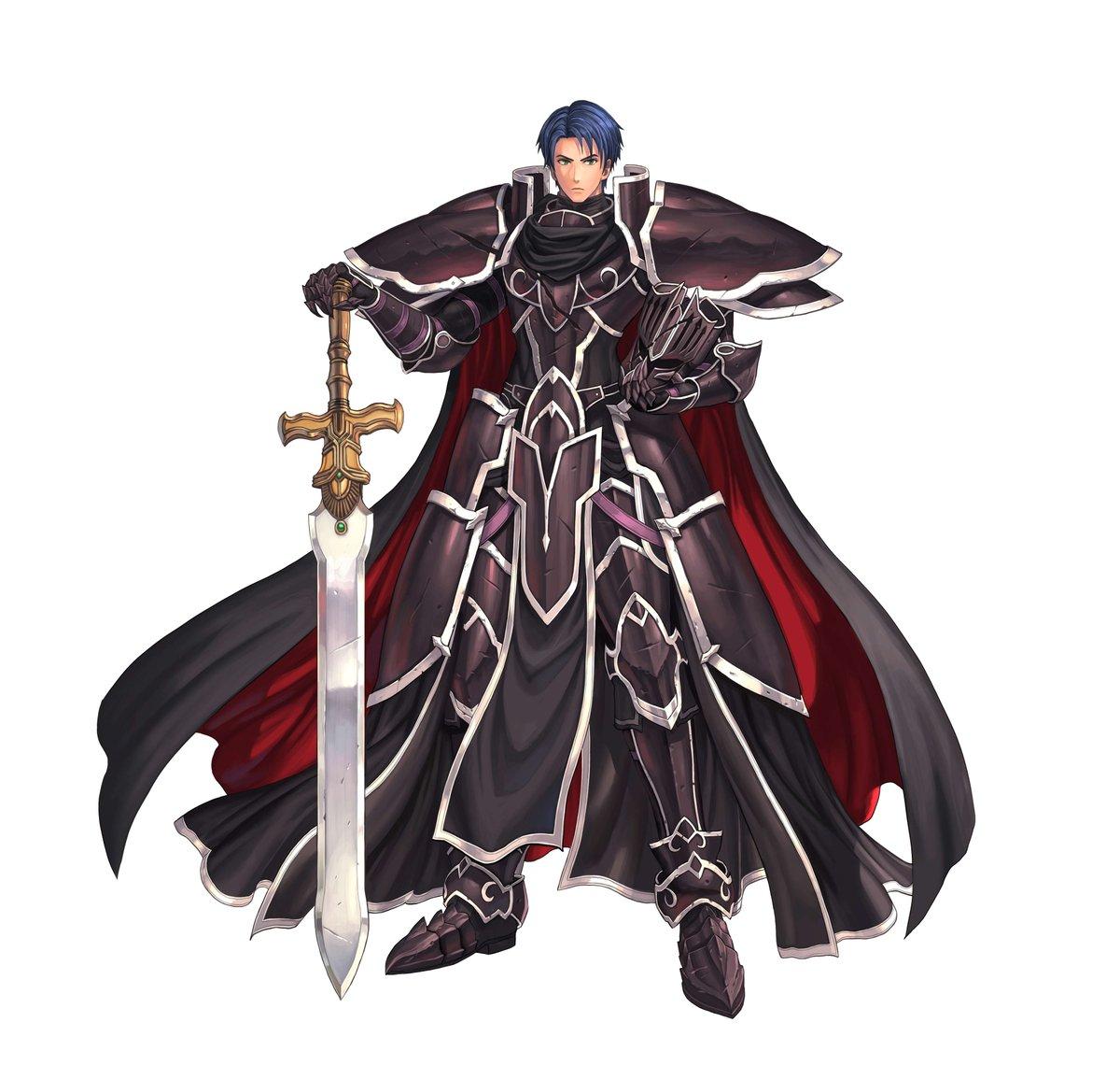Fire Emblem Black Knight