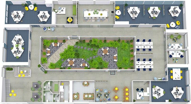 Bathroom Online Floor Planner