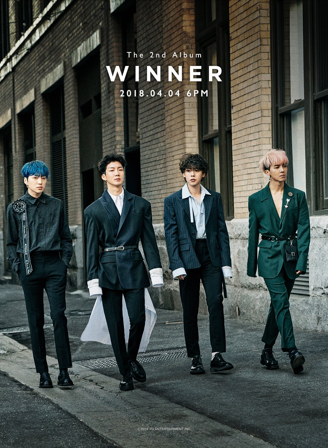 "YG FAMILY on Twitter: ""#WINNER COMING SOON IMAGE TEASER #2 ..."