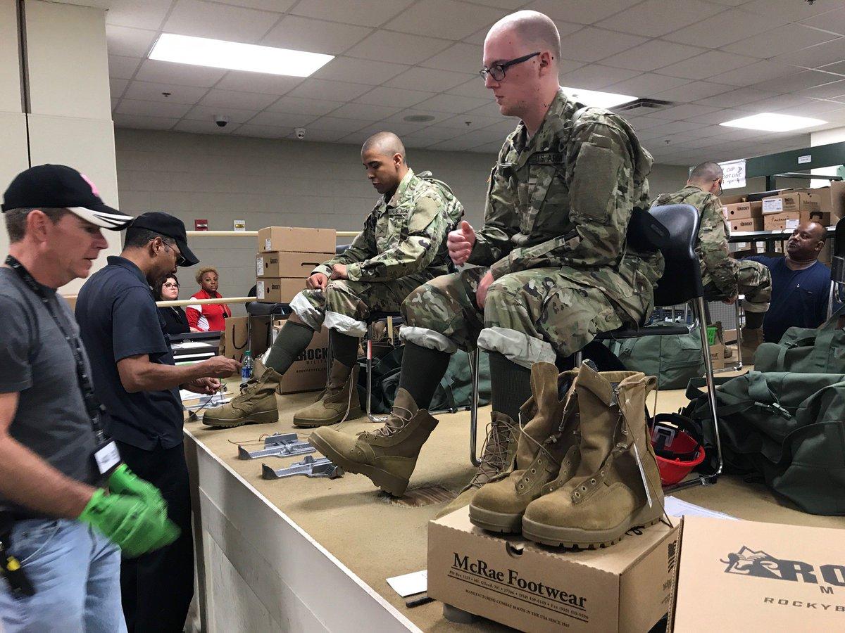Camp Army Boot Georgia