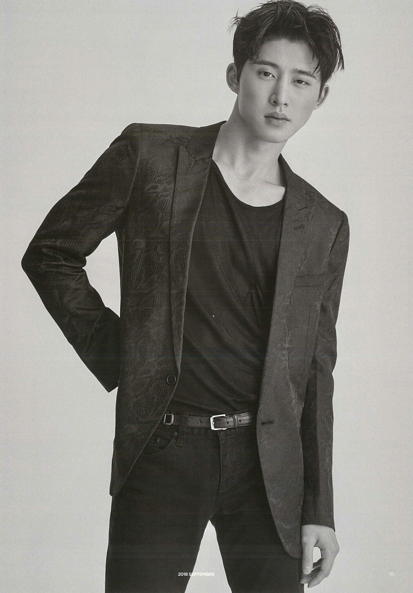 kim hanbin - HD1424×2047