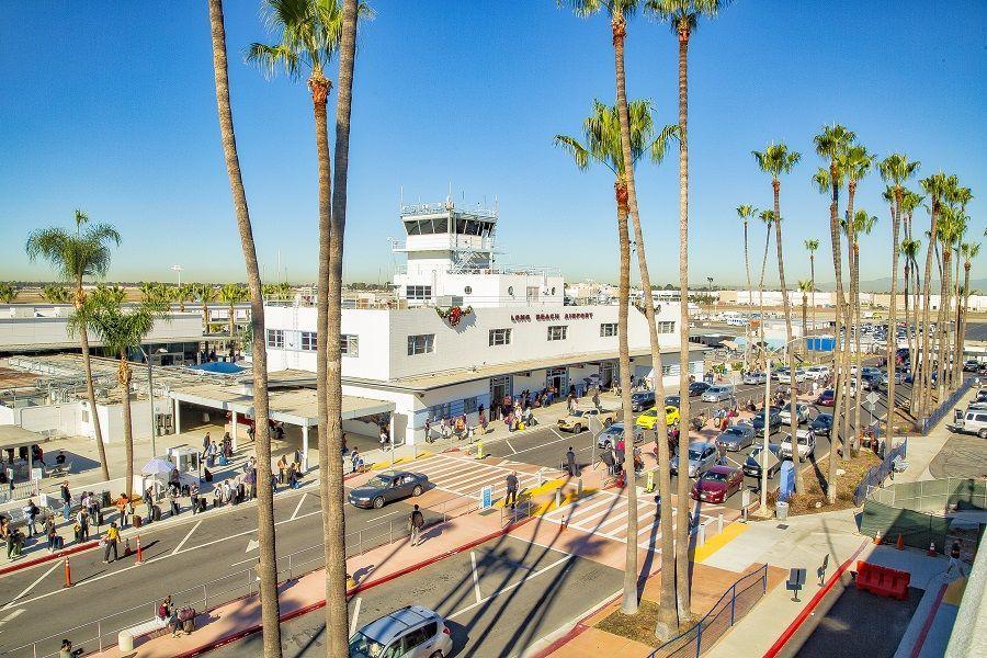 long beach airport - 900×600