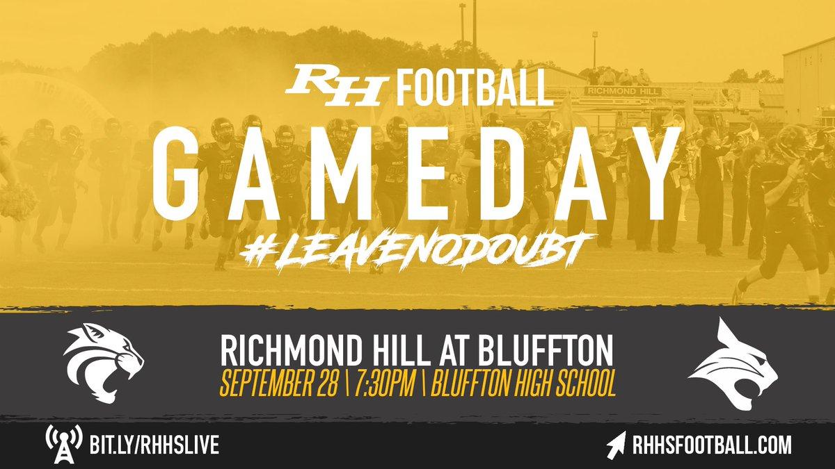 Richmond Nick Football Hill Fitzgerald