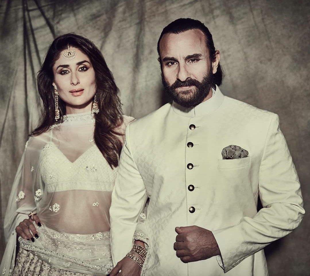 saif ali khan and kareena kapoor - 736×663