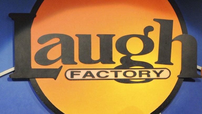 Laugh Factory Jeremy Piven