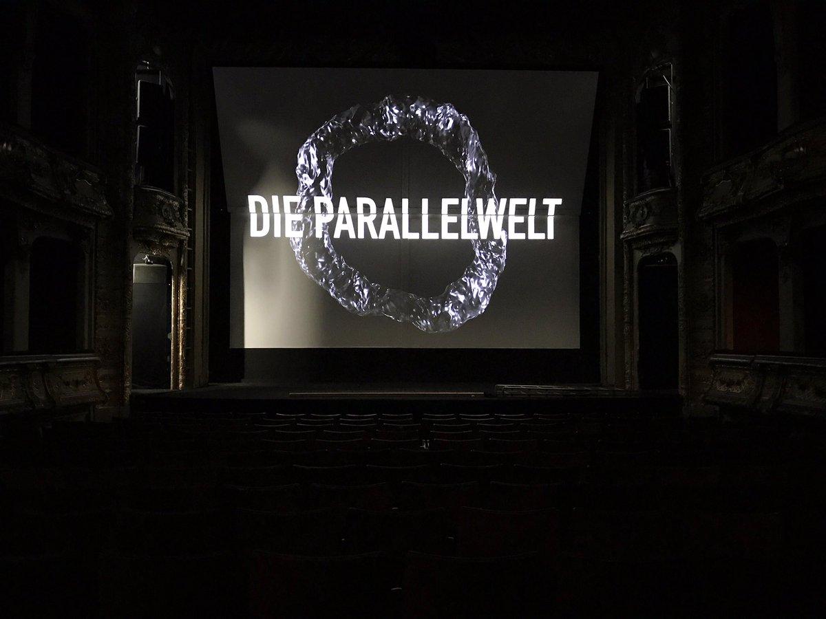 """Berliner Ensemble on Twitter: """"""""Die Parallelwelt"""" ist ein skurriler"""