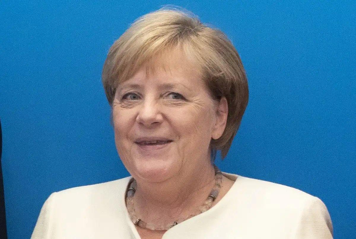 german chancellor merkel - HD1200×807