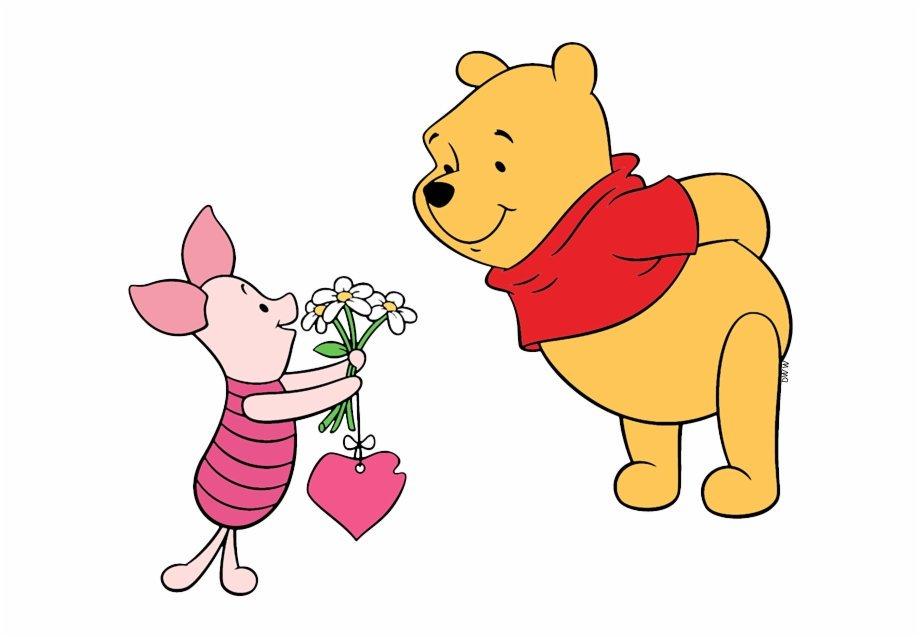 disney valentine clip art - 672×561