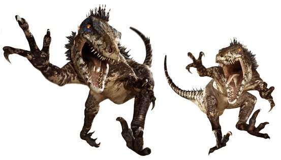 deinonychus primeval movie - 553×315