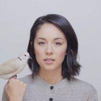 kina grannis (@kinagrannis) Twitter profile photo