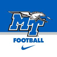Middle Tennessee FB (@MT_FB )