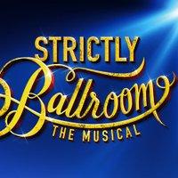 Strictly Ballroom (@strictlystage) Twitter profile photo