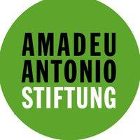 Amadeu Antonio St. (@AmadeuAntonio )