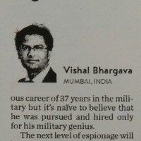 Vishal Bhargava (@VishalBhargava5 )