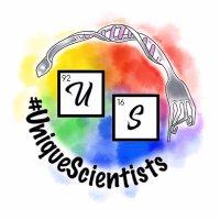#UniqueScientists (@Also_AScientist )