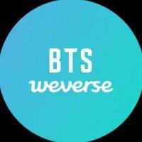 BTS WEVERSE UPDATE (@btsweverse_up )