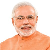 Narendra Modi (@narendramodi) Twitter profile photo