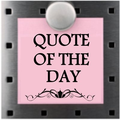 Quote of the Day   ReceptionPlus    Twitter