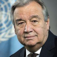 António Guterres (@antonioguterres )