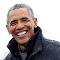 Barack Obama (@BarackObama )