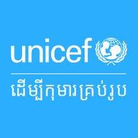 UNICEF Cambodia (@UNICEFCambodia )