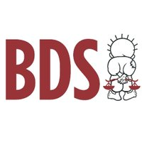 BDS movement (@BDSmovement) Twitter profile photo