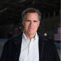 Mitt Romney (@MittRomney )