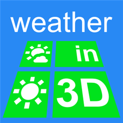 Weather in 3D