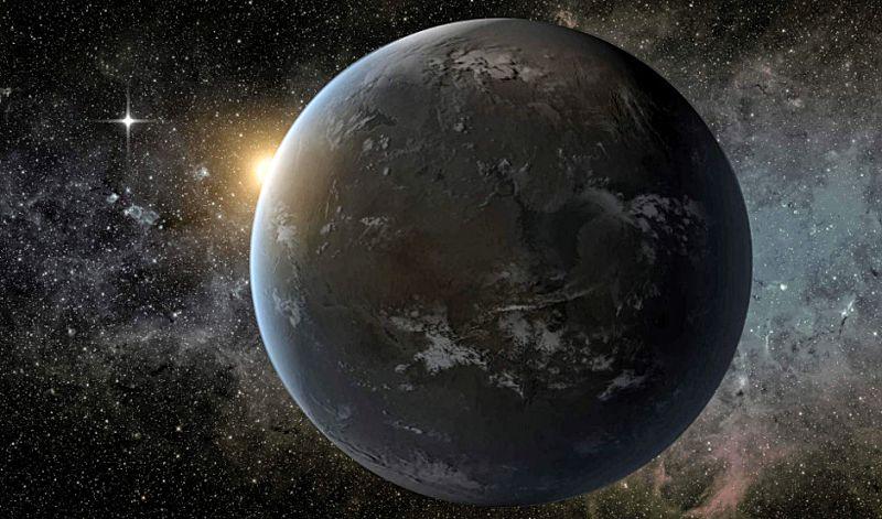 Dwarf Planet 'Wolf 1016c' Found 14 Light Years Away in Goldilocks Region