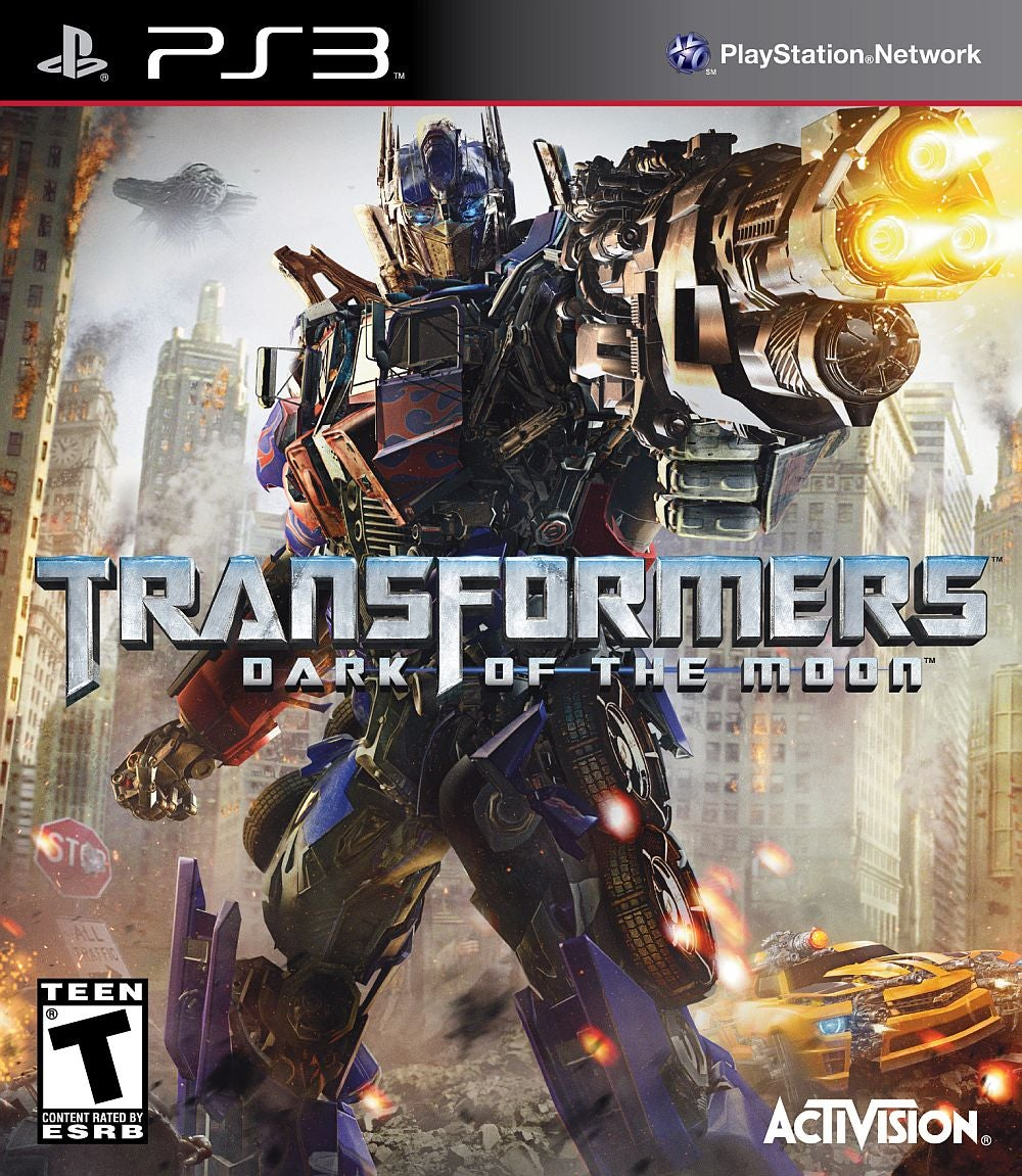 Transformers: Dark of the Moon - PlayStation 3 - IGN