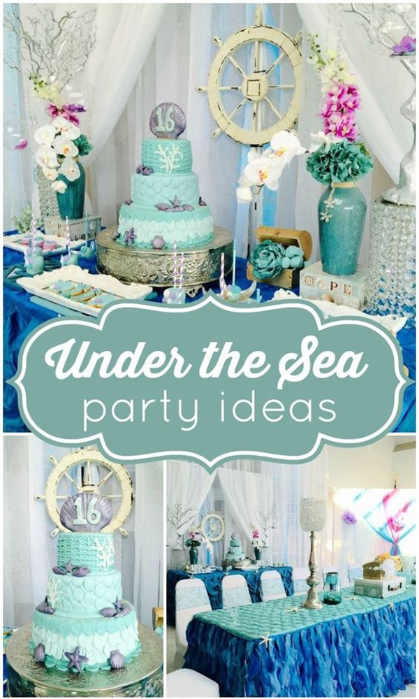 Unique Bridal Shower Decorations
