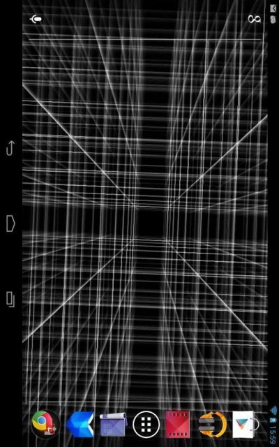 Limitless Grid Live Wallpaper скачать 1.0.3 на Android