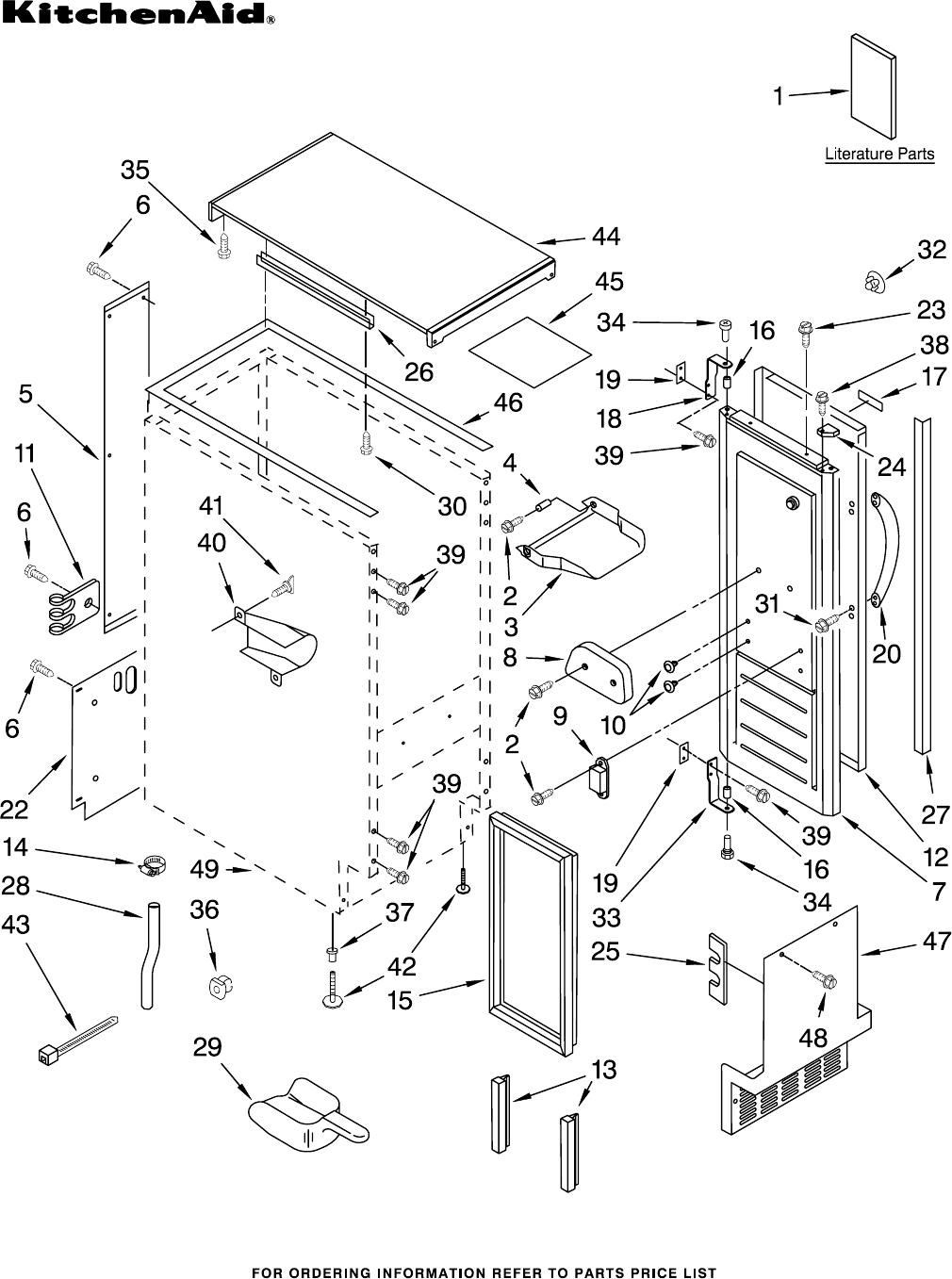 Taylor ice cream machine parts diagram manualsonline rh kitchen manualsonline