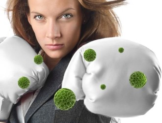 Сильный иммунитет может справиться с вирусом гепатита С