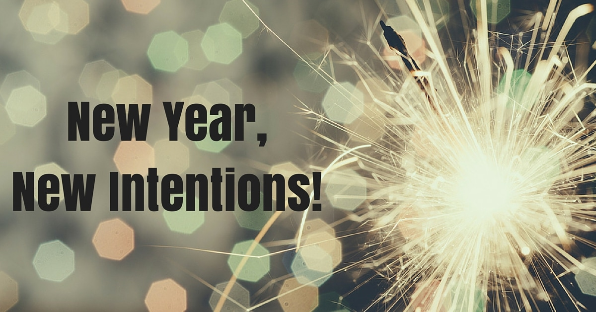 New Year  New Intentions    Peaceful Mind Peaceful Life Happy New Year dear friends  The holidays have felt like a complete  whirlwind for me  with a range of emotions and feelings  By now you ve  probably had a