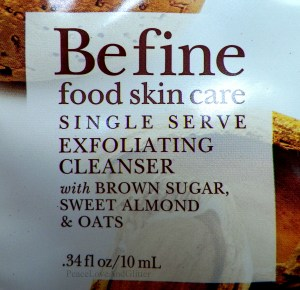 Befine Food Skin Care