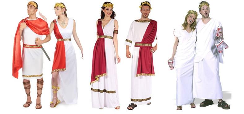 Caesar trang phục