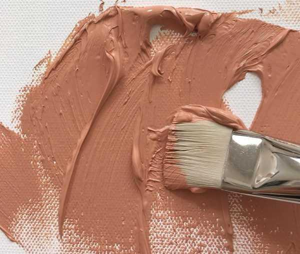 Жарық реңктерін қоңыр түспен ақ бояуды қосу арқылы алуға болады