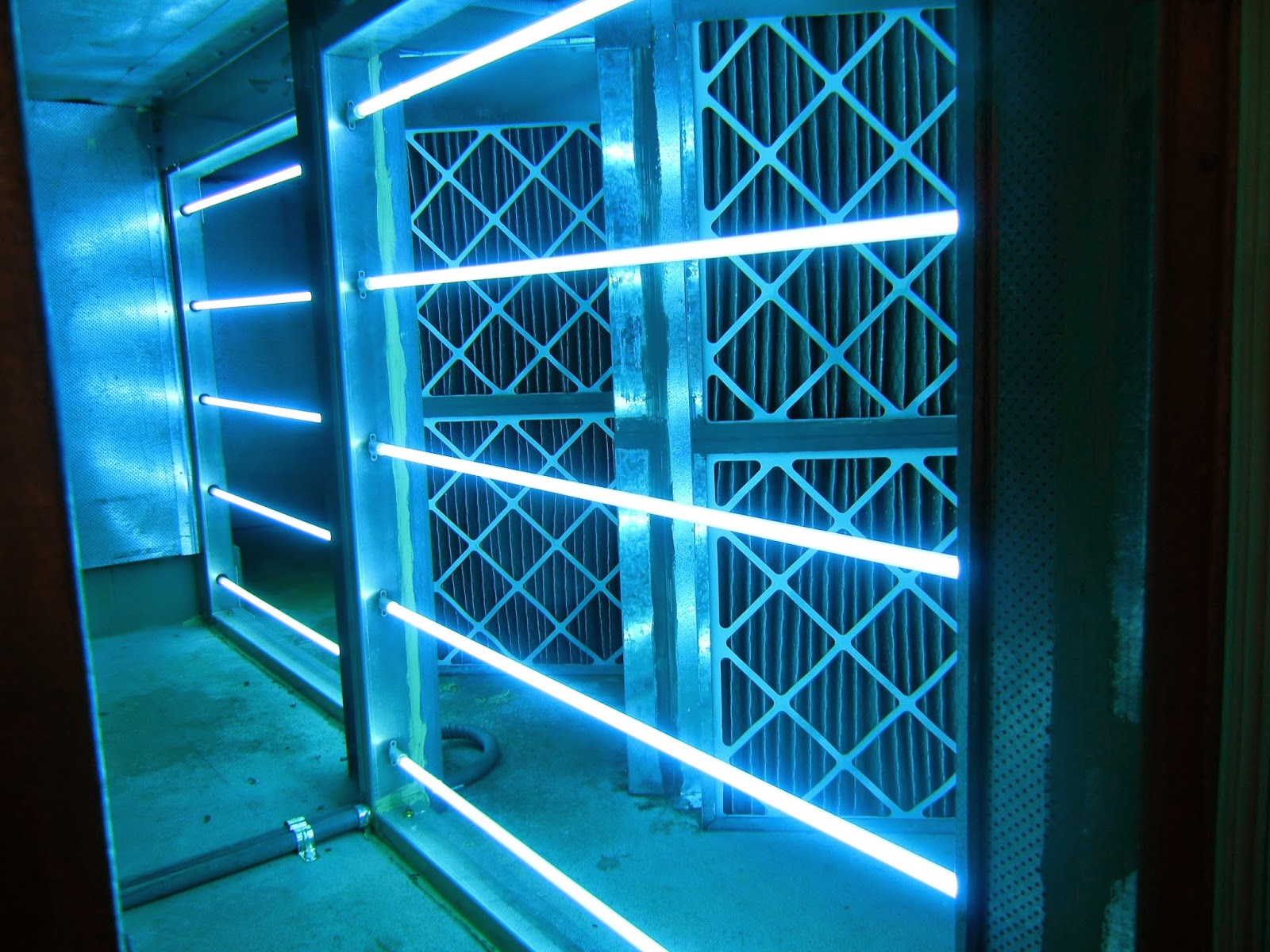 Uv Light Hvac