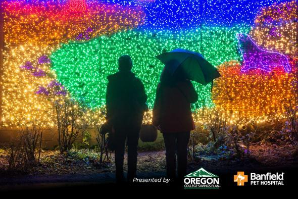 Brew Lights Oregon Zoo