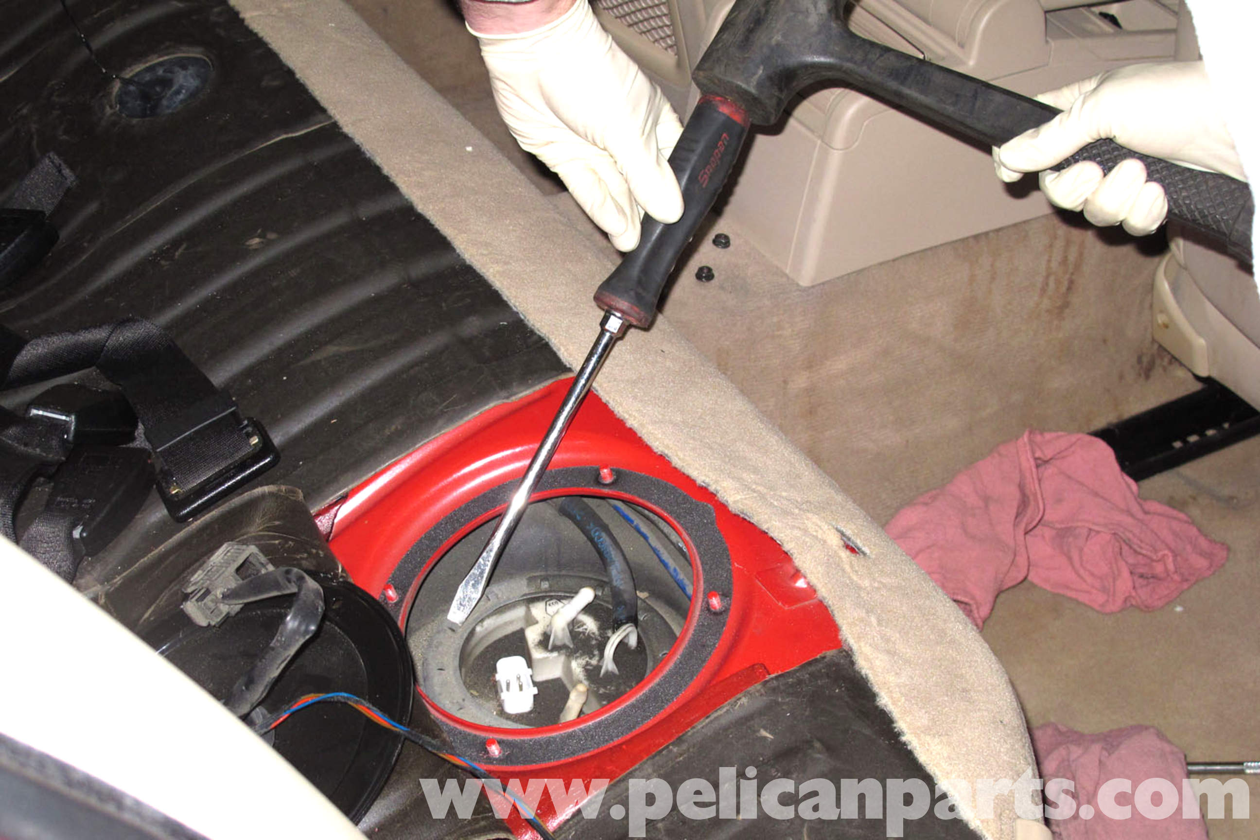 Bmw X5 Fuel Filter Replacement