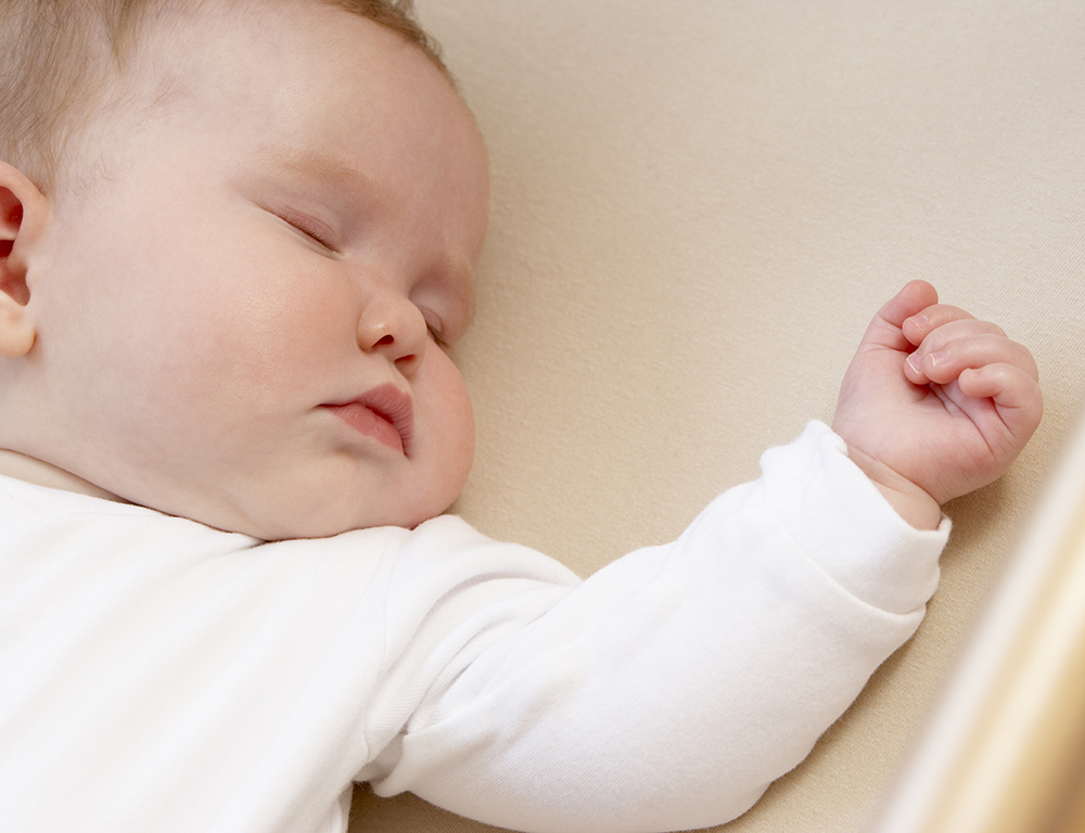 Safe Sleep With Parents