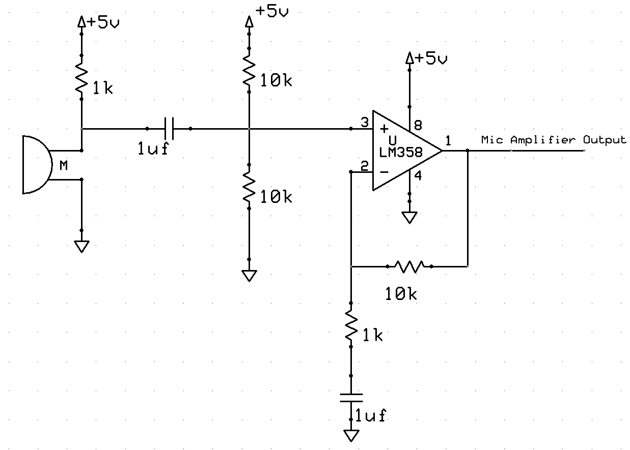 Op Amp Comparator Circuit Schematic As 741