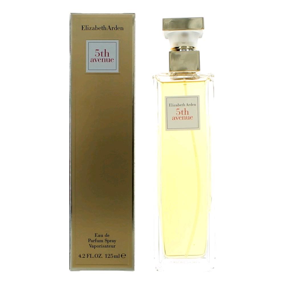 5th Avenue Perfume by Elizabeth Arden, 4.2 oz EDP Spray ...