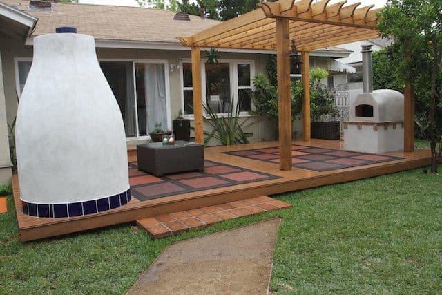 Modern Pergola Kits Traditional Wood Pergolas With A