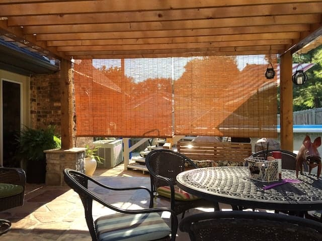 Best Pergola Covers For Shade Patio Covers For Outdoor