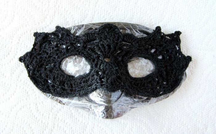masquerade mask step eight